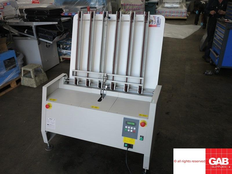 Agfa Elantrix Plate stocker