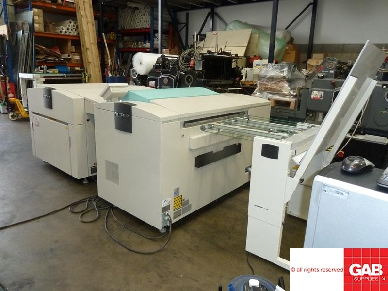Fuji PT-R4300E thermal ctp system