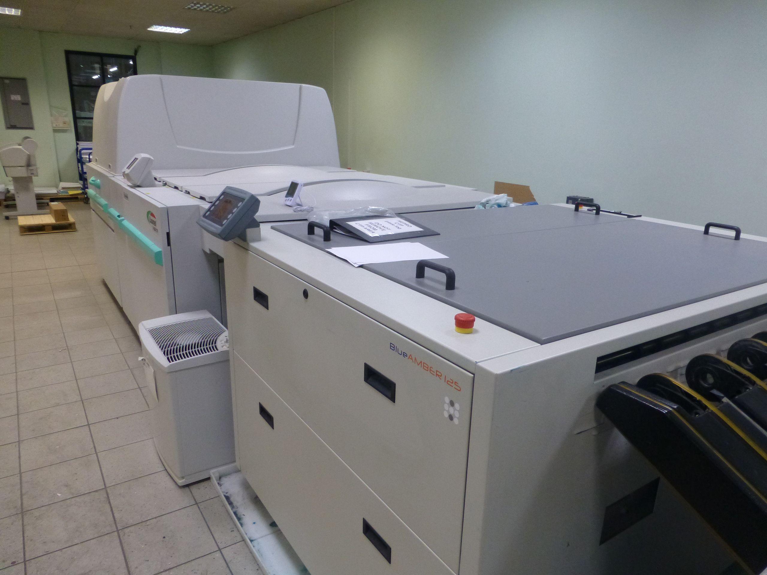 FUJI LUXEL V-9600 CTP