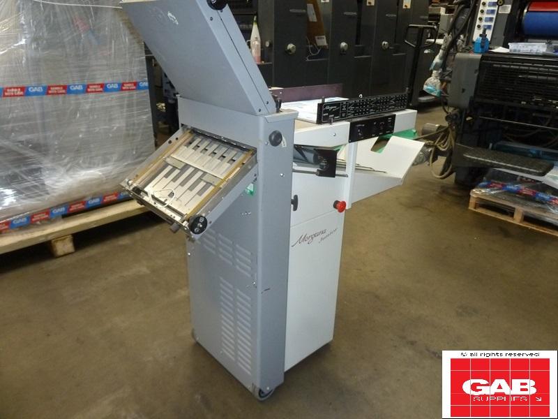 Morgana Junior 90422 paper folding machine