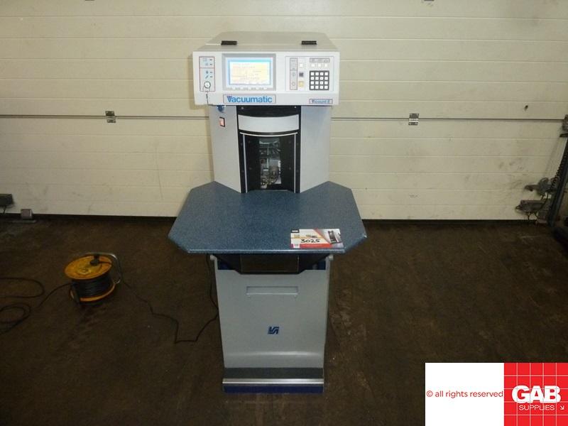 Vaccumatic Vicount E paper counting machine