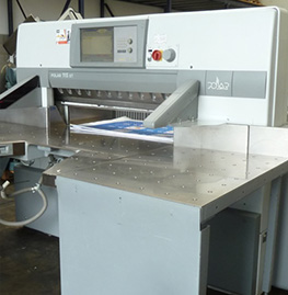 Used Finishing Equipment