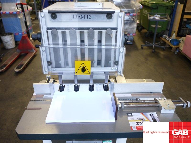 iram 12 paper drill for sale