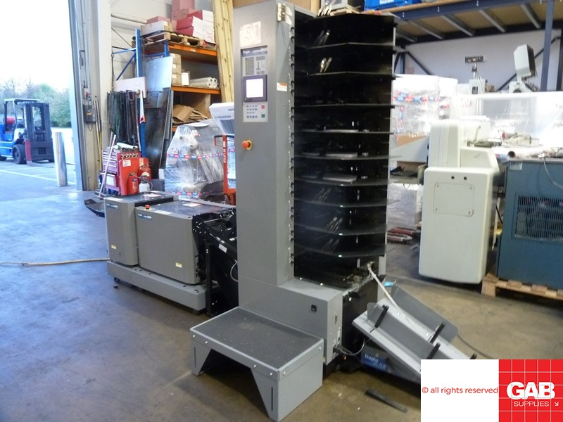duplo booklet maker for sale - system 2000