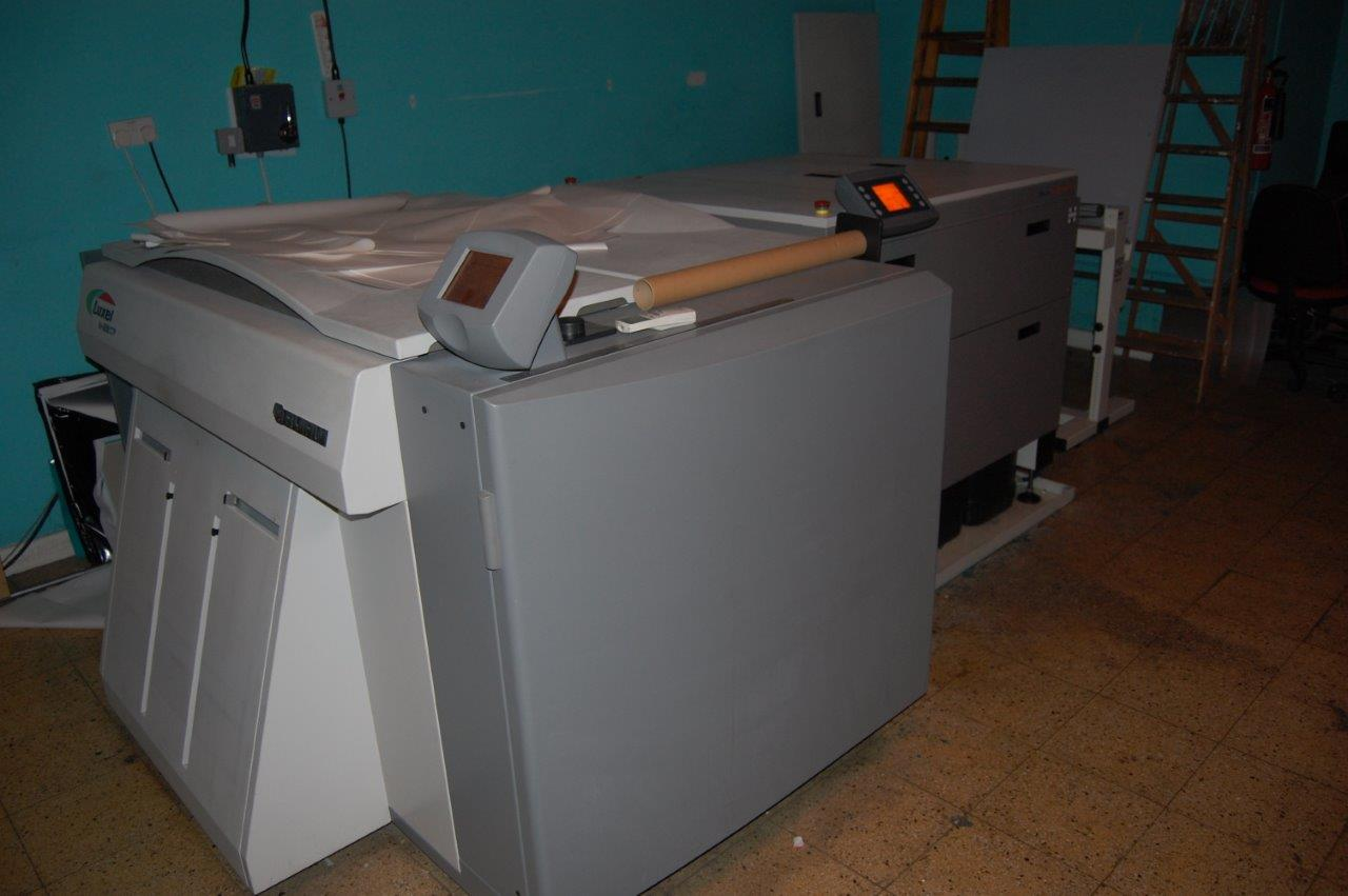 FUJI LUXEL V-6000 CTP