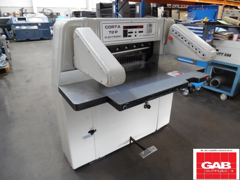 Guillotine Cotra 72 P
