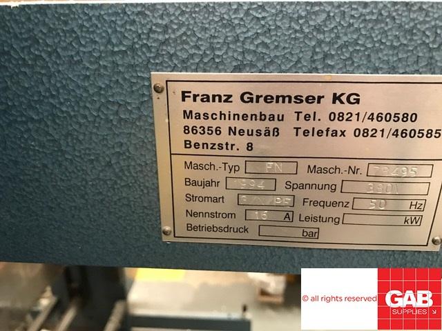 herzog & heymann FN-4 paper folder