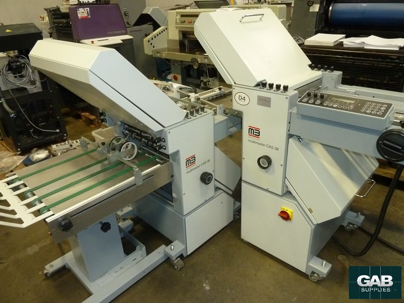 MB MULTIMASTER CAS 38 4/4 FOLDER