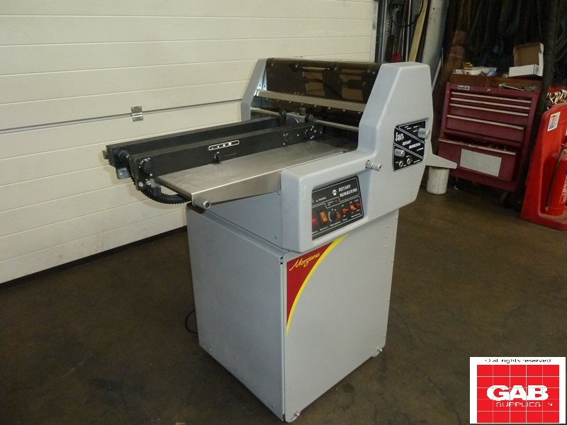 Morgana FSN automatic numbering machine