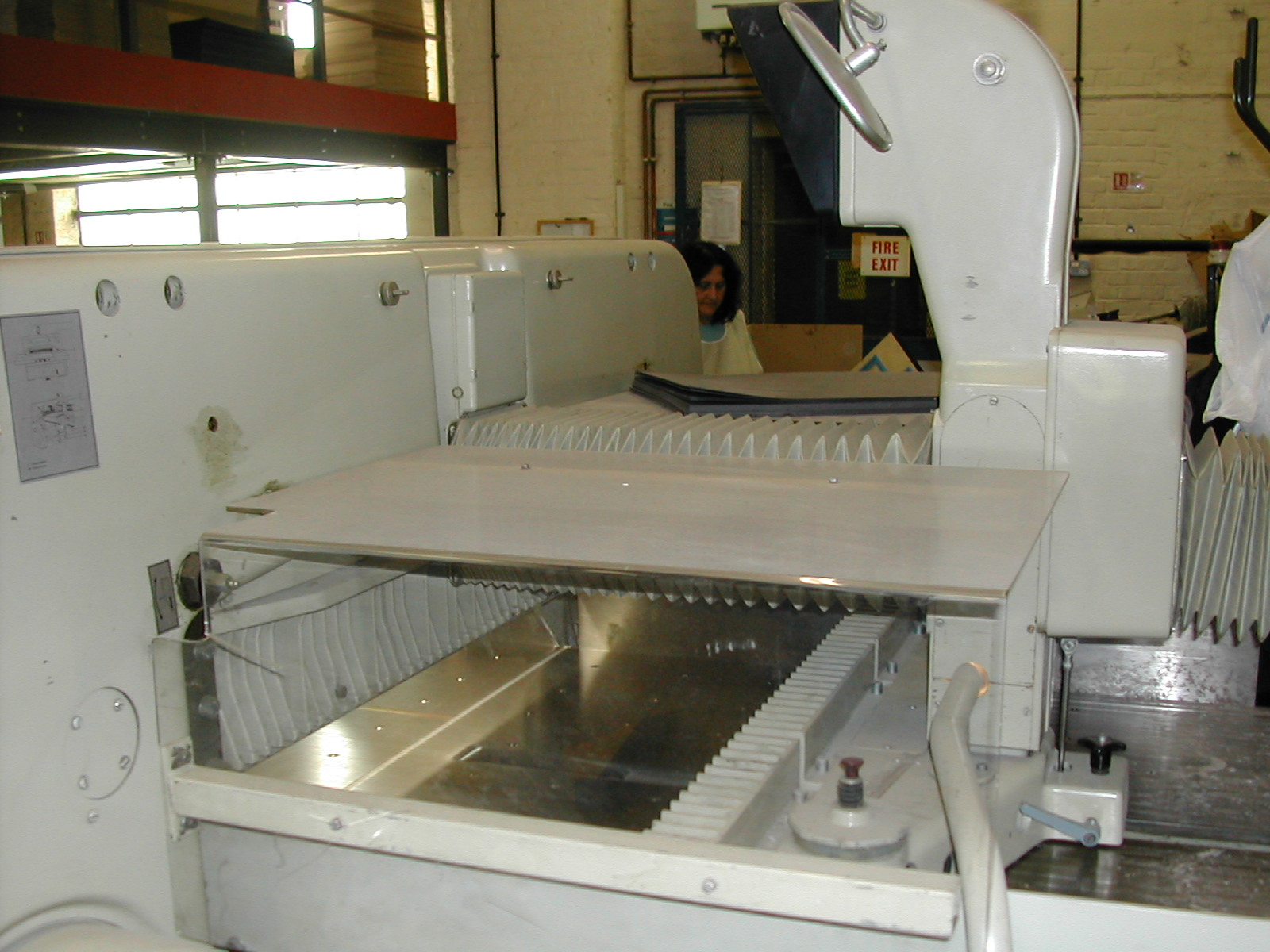 USED POLAR GUILLOTINE 115 CE