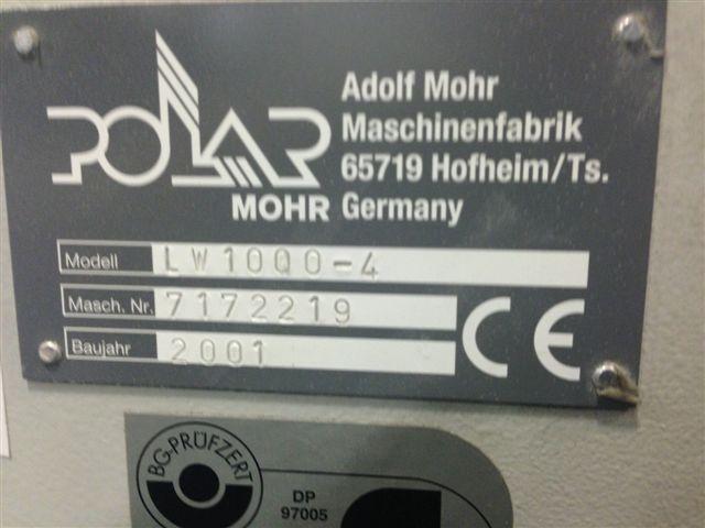 POLAR LW-1000 LIFT