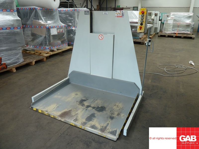 [name_1] Polar LW-1000-6 pile lift for sale