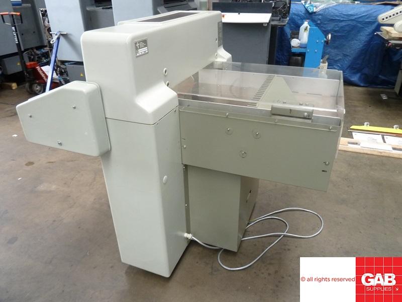 polar 58 em single phase guillotine
