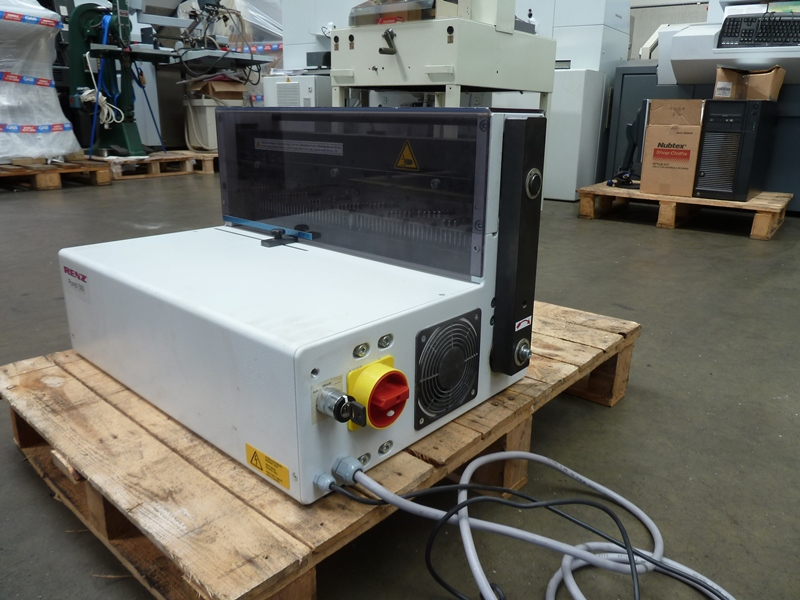 RENZ PUNCH 500 WIRE-O-PUNCH