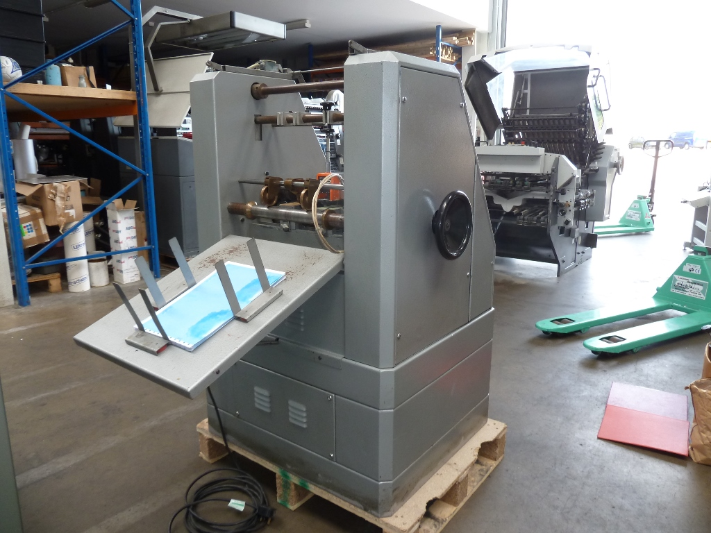 ROLLEM AUTO IV NUMBERING PERFORATING