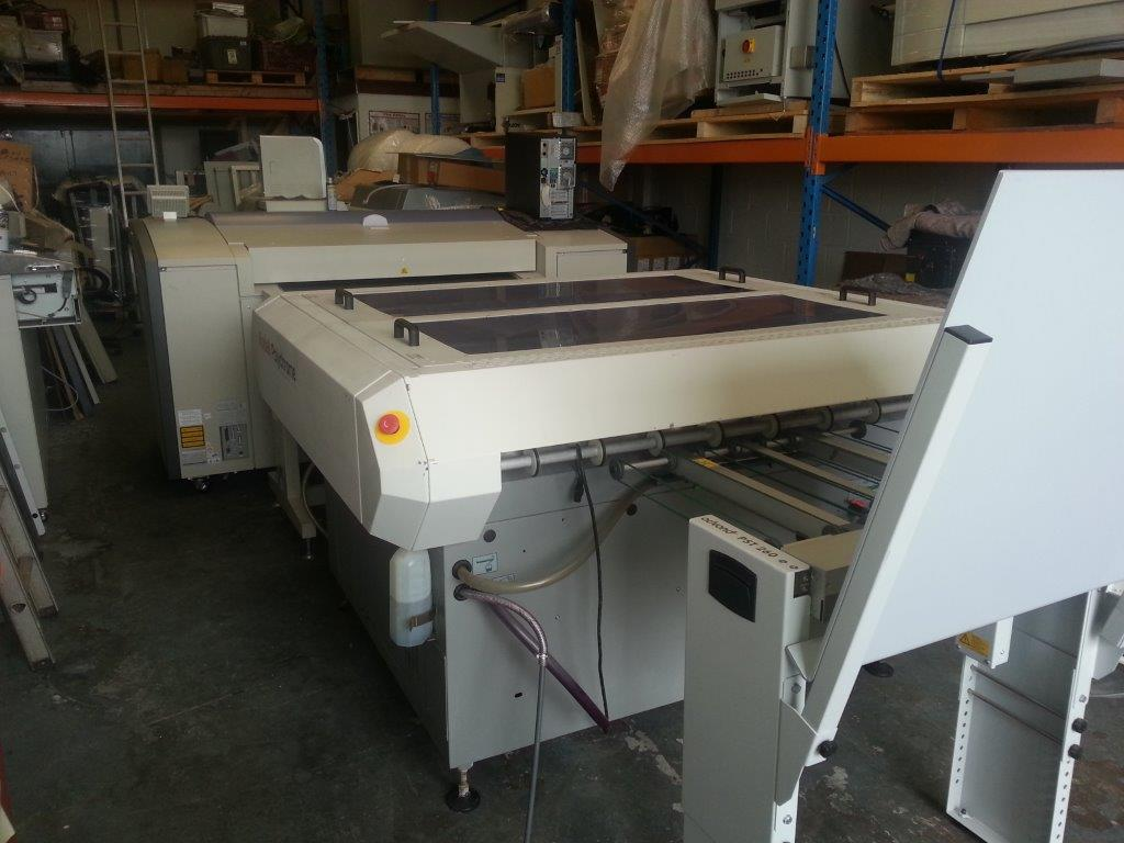 SCREEN PTR 8300 NS CTP SYSTEM