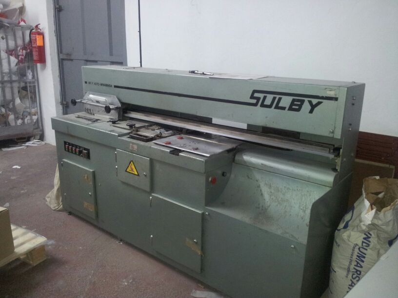 SULBY MK-III PERFECT BINDER