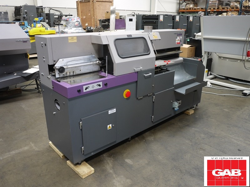 heidelberg quick binder qb 100 perfect binder