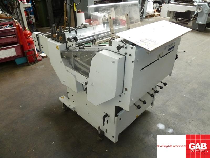 Used Stahl VSA 66 vertical pressure stacker for sale