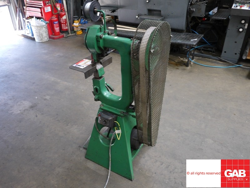 Brehmer Stitching Machine Type 129P