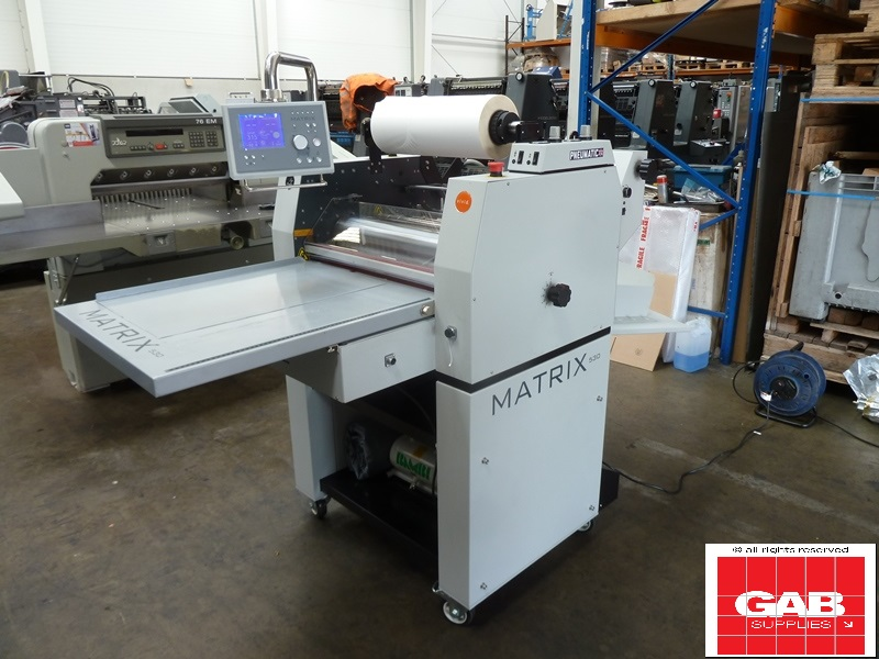 Matrix MX-530 P Thermal Laminator with Hot Foiling