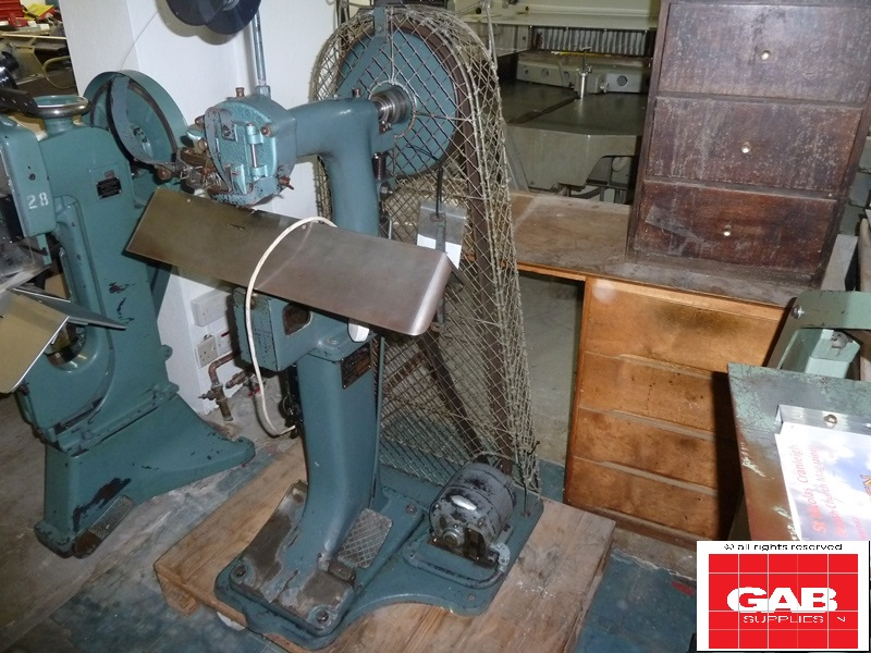 vickers armstrong wire stitcher