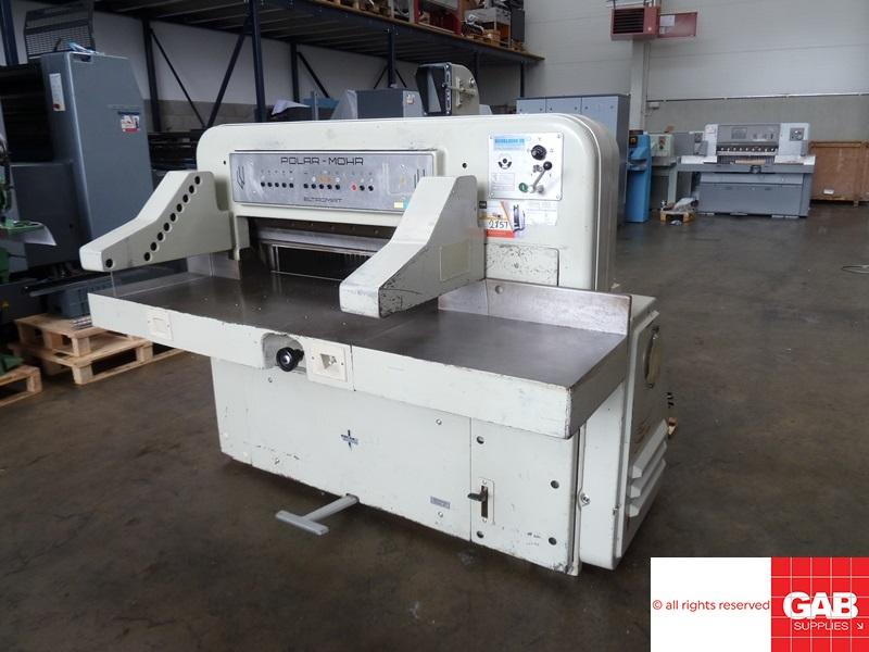 polar 90 ce paper cutter
