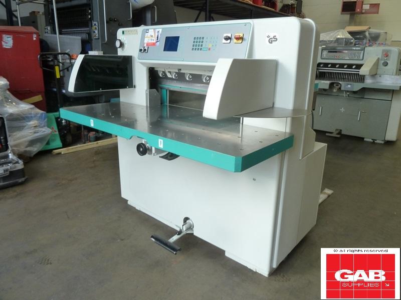 perfecta 76 tvc guillotine for sale