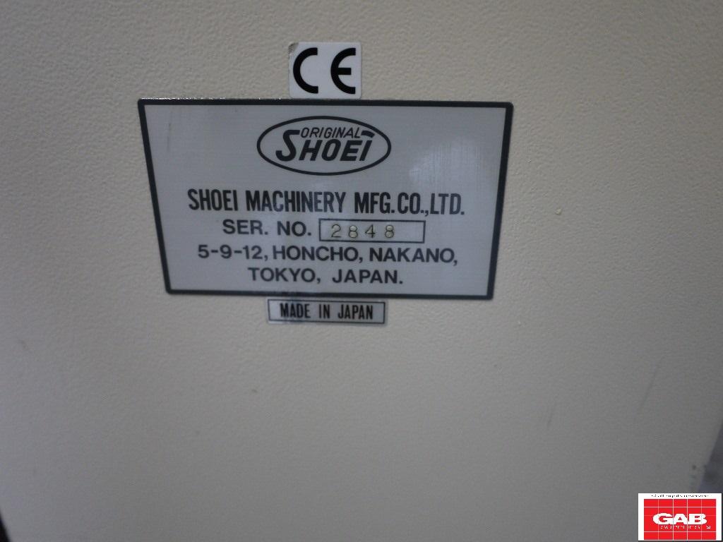 SHOEI STAR SPT 52 4-4-K PAPER FOLDING MACHINE