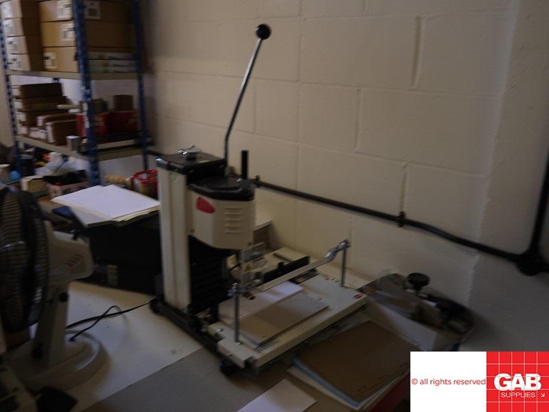 spc filepecker iii 60 paper drill