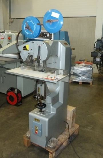 Others  Used other machines 1985 Worsley Brehmer Type S wire stitching machine