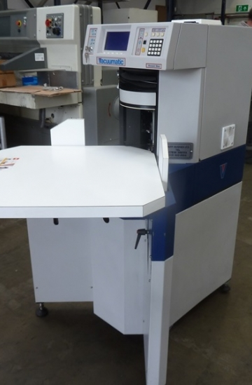 Others  Used other machines 2008 Vaccumatic Vicount Disc paper counting machine
