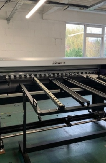Others  Used other machines Mimaki UJV-160 UV Flat Bed Printer With Removable Table for sale in UK