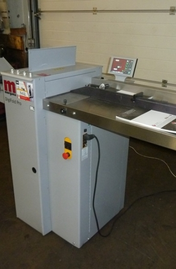 Others  Used other machines MORGANA DIGIFOLD PRO - 1708203