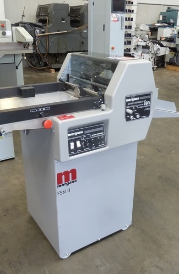 Others  Used other machines used morgana fsn ii rotary numbering and perforating machine