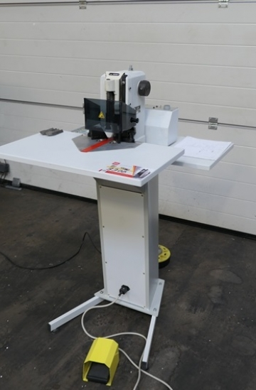 Others  Used other machines Round Corner Cutting Machine - OMM Vicking 3 -