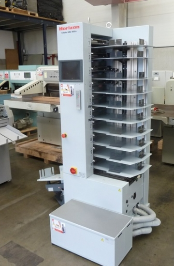 Others  Used other machines 2012 used horizon vac-1000a ten station collator