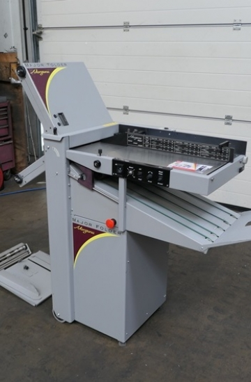 Folders  Used finishing machines Morgana Major Paper Folding Machine