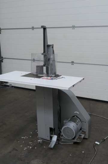 Others  Used other machines Brehmer Progress Round Corner Cutting Machine