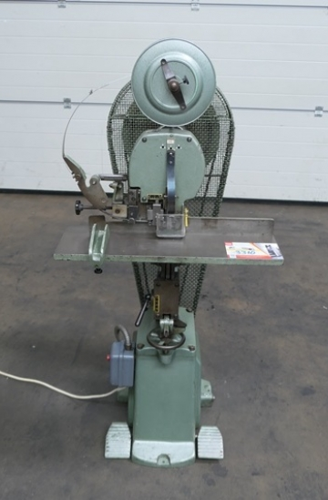 Others  Used finishing machines Brehmer Heavy Duty Saddle Stitcher - Single Head