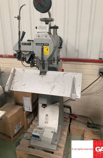 Others  Used finishing machines Hohner Economy 25/40 wire stitcher