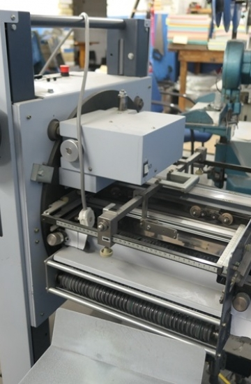 Folders  Used finishing machines Horizon MKU-54 knife unit for sale in UK