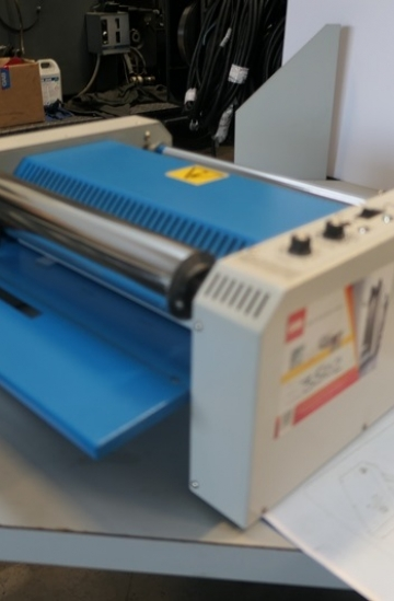Others  Used other machines hot foil machine - caslon foiltech junior ft-10