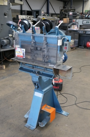 Others  Used other machines Interlake Model P Double Headed Wire Stitcher