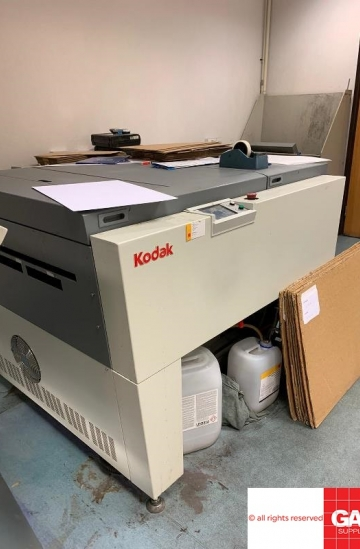 Pre-press  Used pre-press machines kodak cpg-86 plate processor - used CTP plate processor