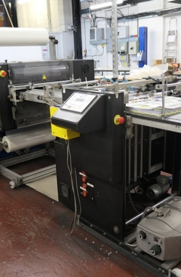 Others  Used other machines LSM Quick Silver 520 - Automatic Laminating and Encapsulating Machine