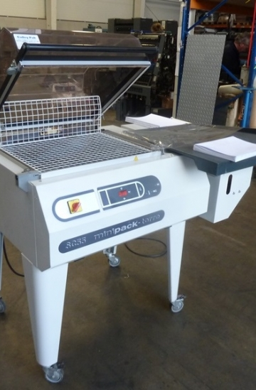 Others  Used other machines used shrink wrapping machine - minipack-torre sc55