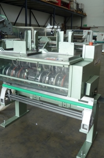 Others  Used other machines Muller Martini Type 1533 twin feeders for sale