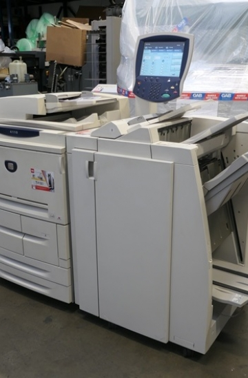 Others  Used other machines Xerox 4110 copier - printer for sale in UK