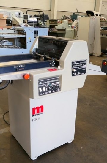 Others  Used other machines Used Morgana FSN numbering machine